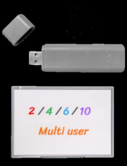 "Tabla Interactiva IQboard Expert - Diagonala 83"" adaptor wireless"