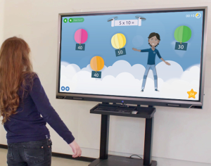 displayuri interactive IQboard