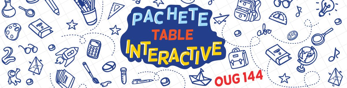 Banner pachete table interactice OUG144 v2