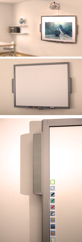 "Tabla Interactiva IQboard Expert - Diagonala 83"""